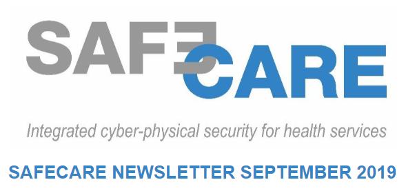SAFECARE Newsletter September 2019