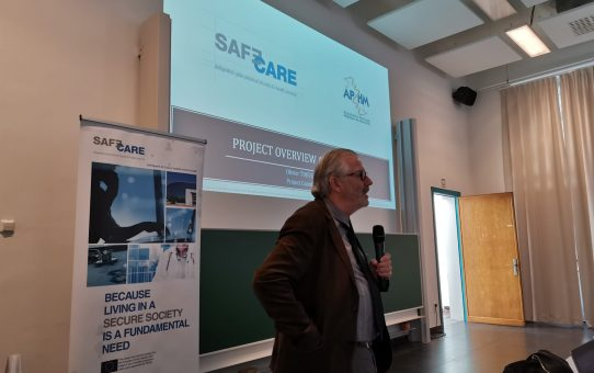 SAFECARE Project holds first Awareness Event