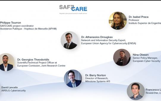 SAFECARE - 2nd Awareness Event's presentations